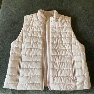 Loft Pink Puffy Vest